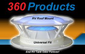 360 rv vent cap - maybe get an rv p-trap