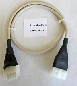 extension cable - rv dump valve
