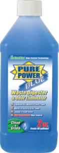 pure power blue biological holding tank treatments