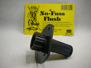 no fuss flush - holding tank flusher