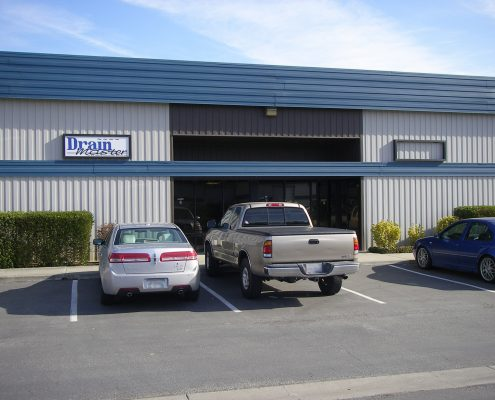 Drainmaster Headquarters for Waste Systems