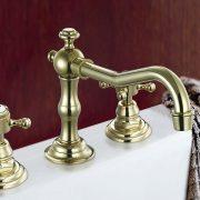 bathroom faucet - rv dump valve