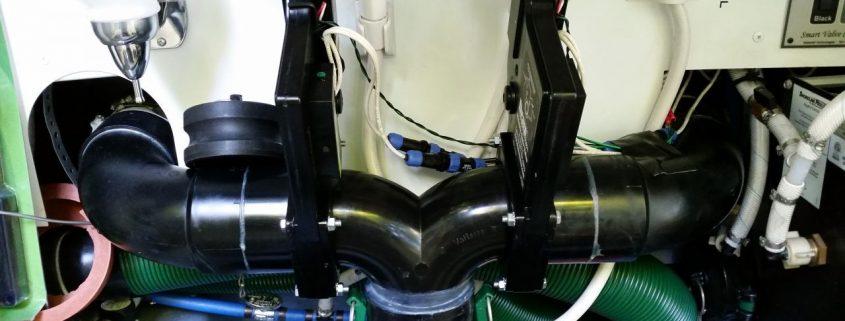 Drain Master Valve Setup - RV Waste Valves